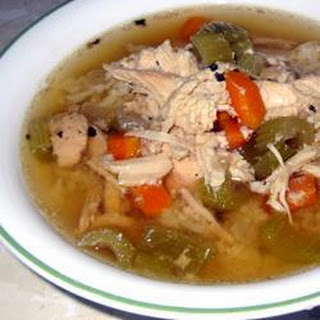 Chicken Rice Chicken Broth Recipes