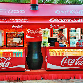 Drink Stall by Koh Chip Whye - City,  Street & Park  Markets & Shops (  )