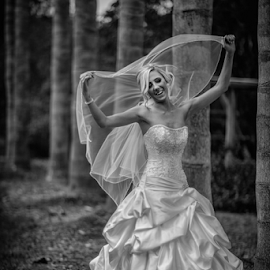 by Darrin James - Wedding Bride