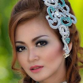 by Aloysius Bayu Rendra Wardhana - People Portraits of Women