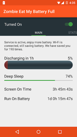 Battery Saver: ZEMB Full 1.7