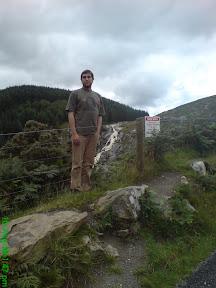 Piotrek - wodospad