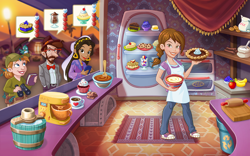 Kitchen Scramble: Cooking Game - screenshot