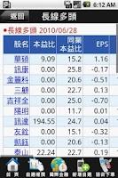 Screenshot of 宏遠證券-Phone神榜