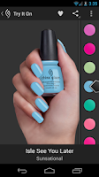 Screenshot of China Glaze