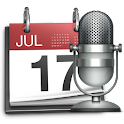 VoCal-Voice Calendar Scheduler icon