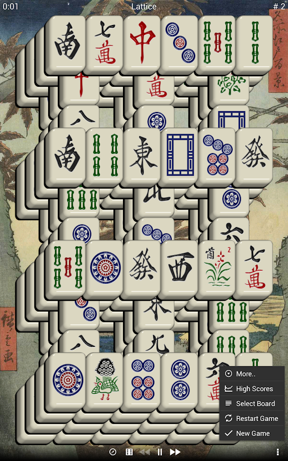 Mahjong Pocket Genius Screenshot 6