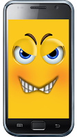 Screenshot of Funny Face, Smileys
