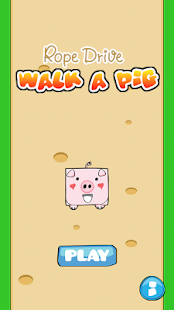 Walking A Pig - screenshot