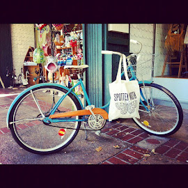 Out and About by Alicia Lara - Transportation Bicycles (  )