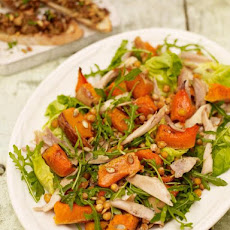 Chicken & Squash Salad