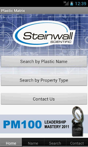 Steinwall Plastic Matrix