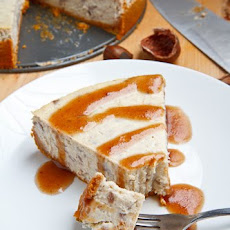 Chestnut Cheesecake