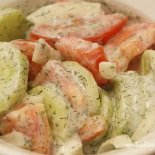 German Cucumber Salad Recipes
