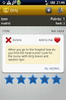 Screenshot of Jokespedia - Funny Jokes App