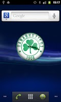 Screenshot of Panathinaikos News and Voices