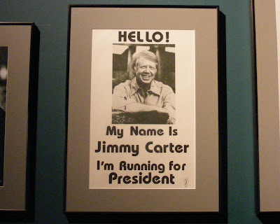 Jimmy Carter Campaign Poster