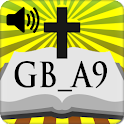 오디오성경 GcnBible-A9G icon