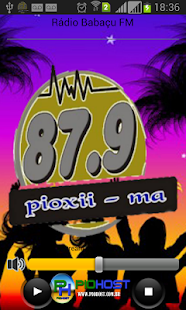 Rádio Babaçu FM - screenshot