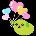 BatteryWidget BaloonMAME-SHIBA icon