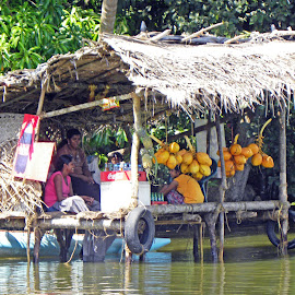 Shop on water by Jaliya Rasaputra - Buildings & Architecture Other Exteriors