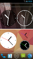 Screenshot of Simple Analog Clock [Widget]