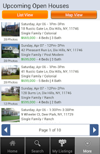 Glenn Barnett, Realtor - screenshot