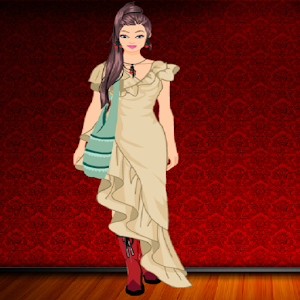 Girl Dress Up Game