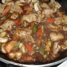 Thai Spicy Stir Fry Chicken
