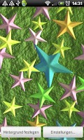 Screenshot of Stars 3D Free Live Wallpaper