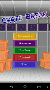 Crate Break - screenshot