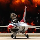F-16 Fighting Falcon FREE icon