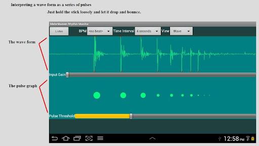MeterMaeven Rhythm Monitor