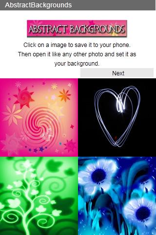 Abstract Backgrounds AdFree