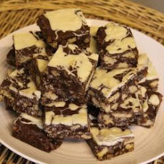 Triple Chocolate Tiffin