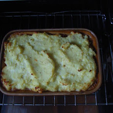 Low Fat Shepherd's Pie!