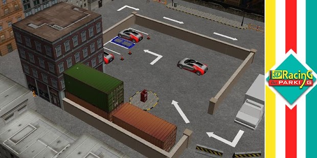 3D Racing Car Parking Game - screenshot