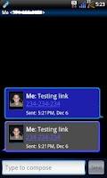 Screenshot of Mixer - CM7 Theme