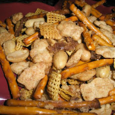 Sweet and Savory Snack Mix