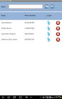 Screenshot of People Location Finder