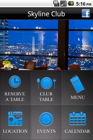 Skyline Club Indy
