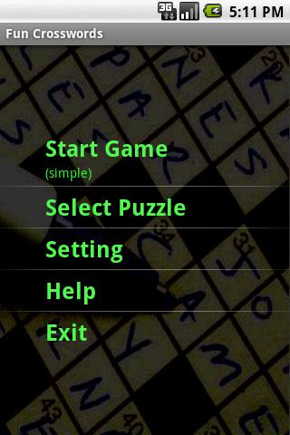 【免費解謎App】Fun Crosswords-APP點子