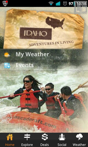 Visit Idaho Travel Guide