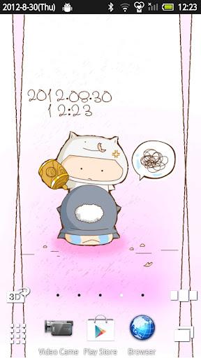 SMALL Q 動態壁紙