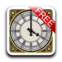 Big Ben Clock Widget Free icon