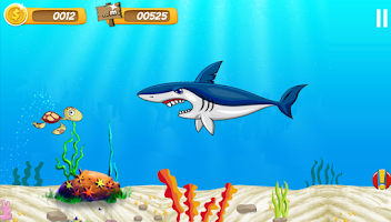 Screenshot of Running Fish