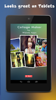 Screenshot of Creative Collage Maker
