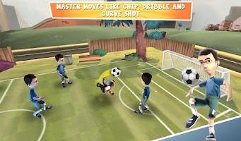 Screenshot of Soccer Moves