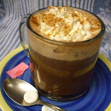 Lazy, Low Calorie Minted Mocha