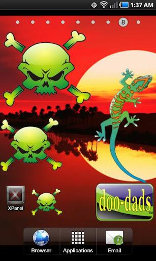 Skull Bones doo-dad yg